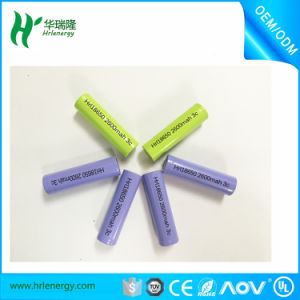Rechargeable Battery 18650 2200mAh Cells pictures & photos
