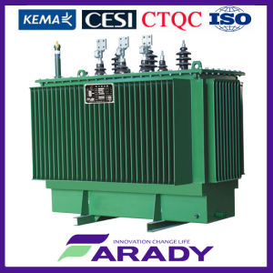 2500kVA Oil Immersed Three Winding Power Distribution Transformer pictures & photos