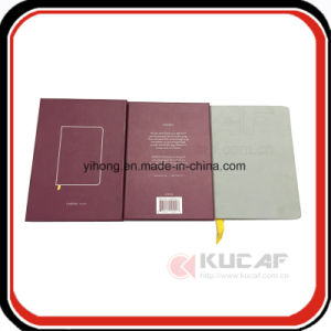 Promotion Gift Box Packing Fabric /Cloth Cover Moleskine Notebook pictures & photos