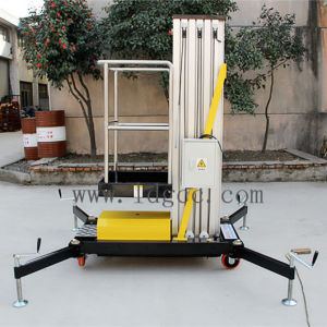 8meters Aluminium Hydraulic Lift Table (GTWY8-100) pictures & photos