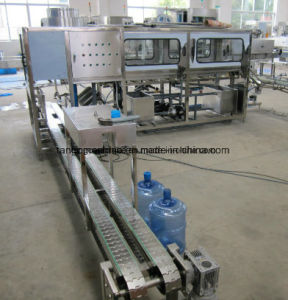 Competitive Price 900bph 20L Barreled Water Production Line pictures & photos
