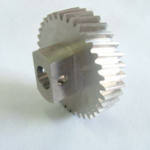 Aluminum Alloy Die Casting Mechanical Bevel Gear / Wheel Gear (2588) pictures & photos
