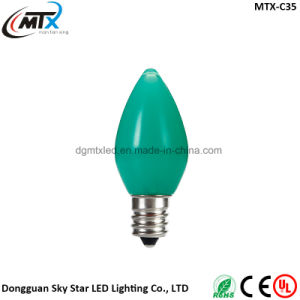 C7 C9 Colorful Small String Topic Decorative LED Light Bulb pictures & photos