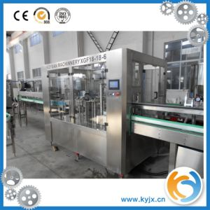 Mixing Juice 3-in-1 Bottling Machine Line pictures & photos