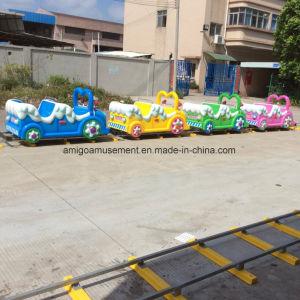 Electric Chasing Train for Amusement Park pictures & photos