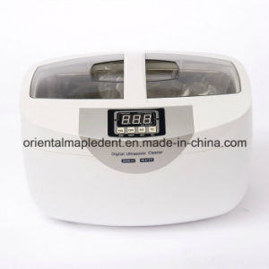 2.5 Liter Dental Digital Ultrasonic Cleaner Machine (OM-J008) pictures & photos