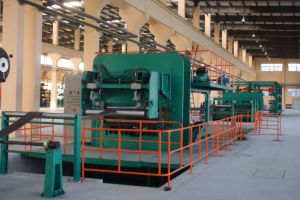 Vulcanizing Press for Producting Conveyor Belt pictures & photos