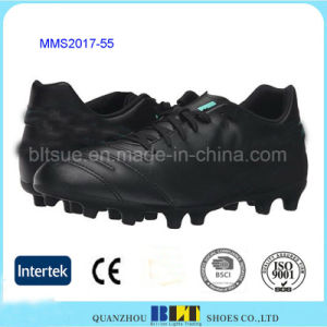 High Quality PU Upper Comfort Men′s Sports Shoes pictures & photos