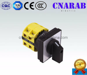 Rotary Switch Ca10 Type 16A pictures & photos