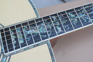 Hanhai Music/41′′ All Solid Wood Acoustic Guitar (D45) pictures & photos