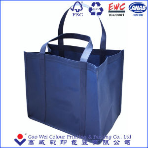 China Manufacturer Non Woven Ultrasonic Bag Shopping Bag pictures & photos
