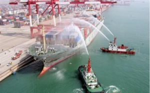 Ningbo/China Container Trailer / Logistics Shipping to Balboa Acajutla pictures & photos