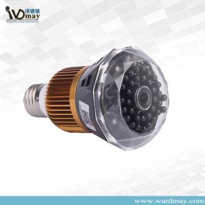 2.0megapixel Hidden LED Bulb WiFi IP Camera pictures & photos