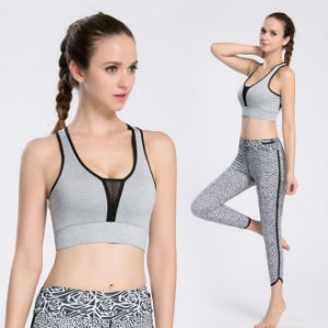 Wholesale High Quality Singlets Yoga Sports Suits pictures & photos