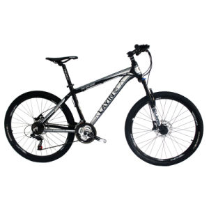 Good Quality 21-Speed Hydraulic Oil Disc Brake Mountain Bike pictures & photos
