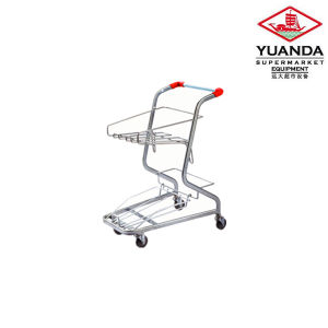 Three Shopping Basket Trolley for Sale pictures & photos