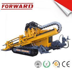 50t High Efficient Horizontal Directional Drilling Machine with Imported Hydraulic Components pictures & photos
