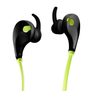 Mini Neckband in-Ear Wireless Sport Bluetooth Earphone for Mobile Phone pictures & photos