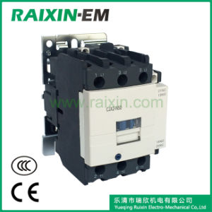 Raixin New Type Cjx2-N50 AC Contactor 3p AC-3 380V 22kw
