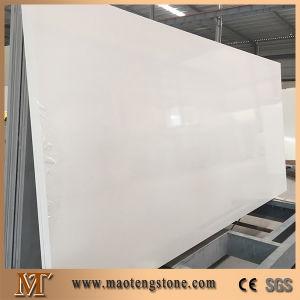 Factory Artificial Solid White Big Slab Quartz Stone Price pictures & photos