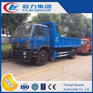 Dongfeng LNG 8 Tons Dump Truck for Sale pictures & photos