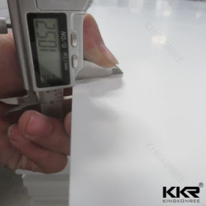 12mm White Building Material Acrylic Solid Surface pictures & photos