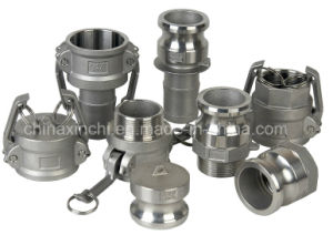 Stainless Steel Camlock Couplings a B C D E F pictures & photos