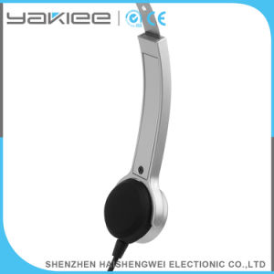 Comfortable Wear Bone Conduction Wired Ear Hearing Aid Receiver pictures & photos