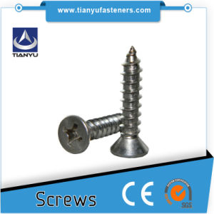"""3"""" X #10 - 305 Stainless Steel Deck Screws Square Drive pictures & photos"""