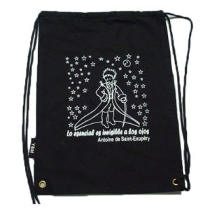 Drawstring Bag Sling Bag School Backpack for Exhibition pictures & photos