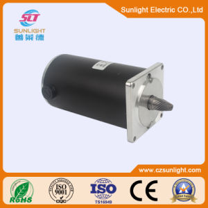 1800~3500rpm 12V/24V DC Brush Electric Motor pictures & photos