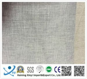 100 % Flax Linen Fabric / Pure Natural Yarn Dyed Linen Fabric for Home Textiles / Shirt Garment Linen Fabric pictures & photos