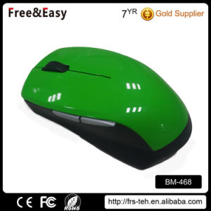 Side Buttons 5D Optical Wireless Portable Bluetooth Mouse pictures & photos