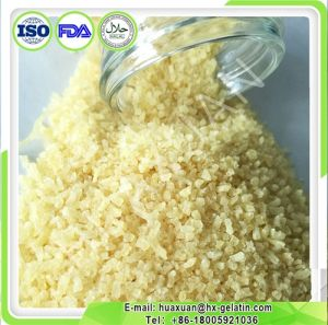 Pharmaceutical Gelatin 220-240bloom for Empty Hard Gelatin Capsules Use pictures & photos