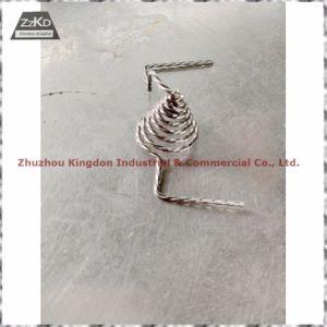 Tungsten Filament/ Tungsten Heater Elements/ Tungsten Stranded Wire/Evaporation Materials pictures & photos
