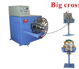 Middle Cross-Section Coiling Machine pictures & photos