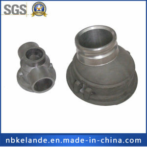 Stainless Steel Custom Made CNC Machine Part with Casting pictures & photos