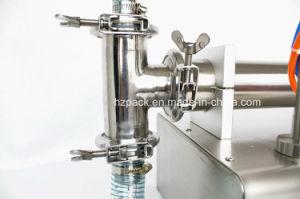 Single Head Water Filling Machine/Liquid Filling Machine/Liquid Filler From China pictures & photos