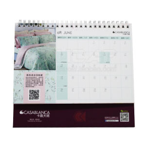 Factory Custom Colorful Printing Calendar for Sale pictures & photos