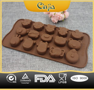 Christmas Baking Tools Disposable Silicone Cake /Silicone Cake Molds pictures & photos