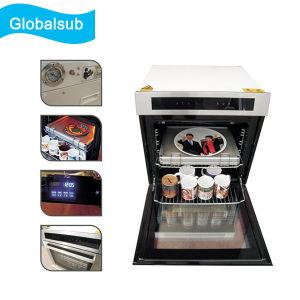 Double Deck Heat Transfer Vacuum 3D Sublimation Oven pictures & photos