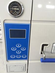 35L/50L LCD Table Top Pulse Vacuum Steam Autoclave pictures & photos