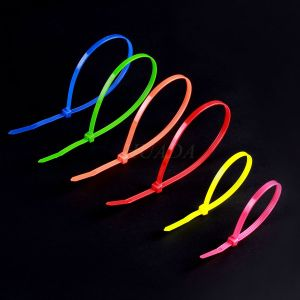 Electric Accessory Nylon 66 Self-Locking Nylon Cable Clip Tie Warps by Huada Maker pictures & photos