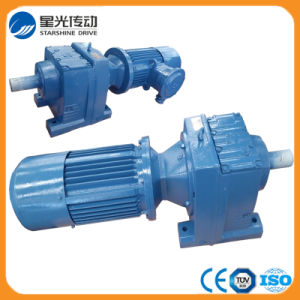 1400 Rpm Motor Speed Reduce Helical Gearbox pictures & photos