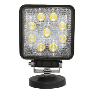 "4.5"" IP68waterproof Epistar 27W LED Work Light pictures & photos"