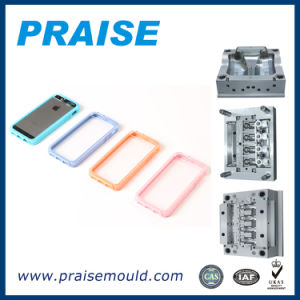 Handsfree Injection Mobile Phone Case Plastic Injection Mould with Insert