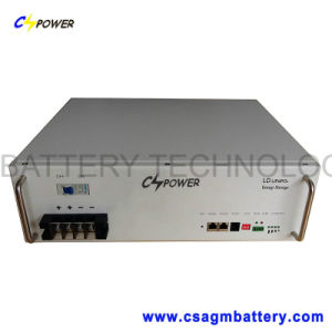 Lithium Iron Phosphate Battery (LiFePO4) 48V50ah Pack with BMS pictures & photos