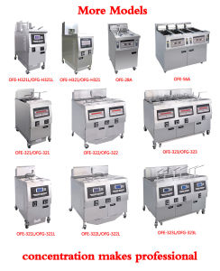 Chicken Fryer Machine/Henny Penny/Broaster Pressure Fryer/Chicken Fryer Machine/Henny Penny/Broaster Pressure Fryer/Hot Sale Fully Automatic Electric Open Fryer pictures & photos