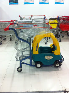 Hot Sale 3 Tier Children Toy Car Shopping Trolley pictures & photos