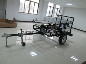 Powder Coated ATV Trailer for Sale pictures & photos